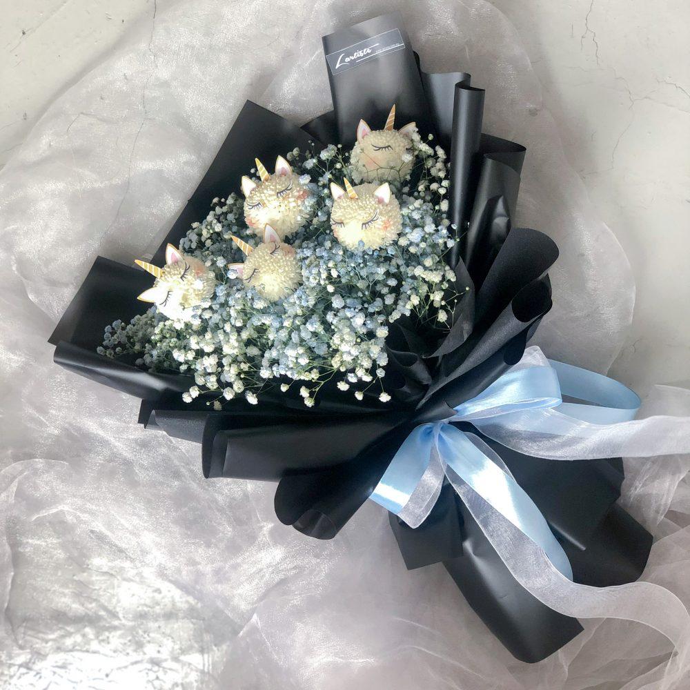 unicorns bouquet