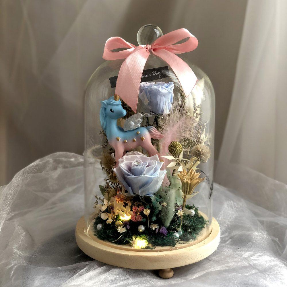 Unicorn Bell Jar 01