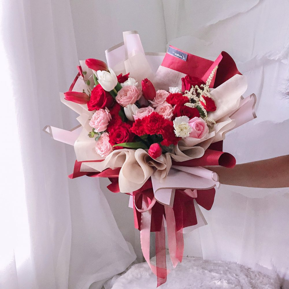 Mix with Love Bouquet 04