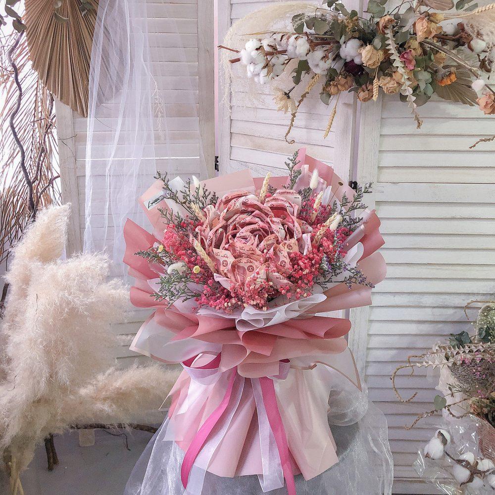 Cash Flower Bouquet 02