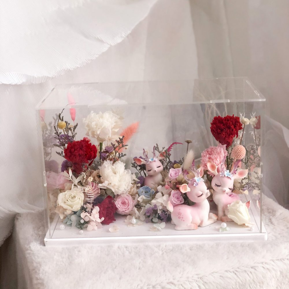 Acrylic Box - L size