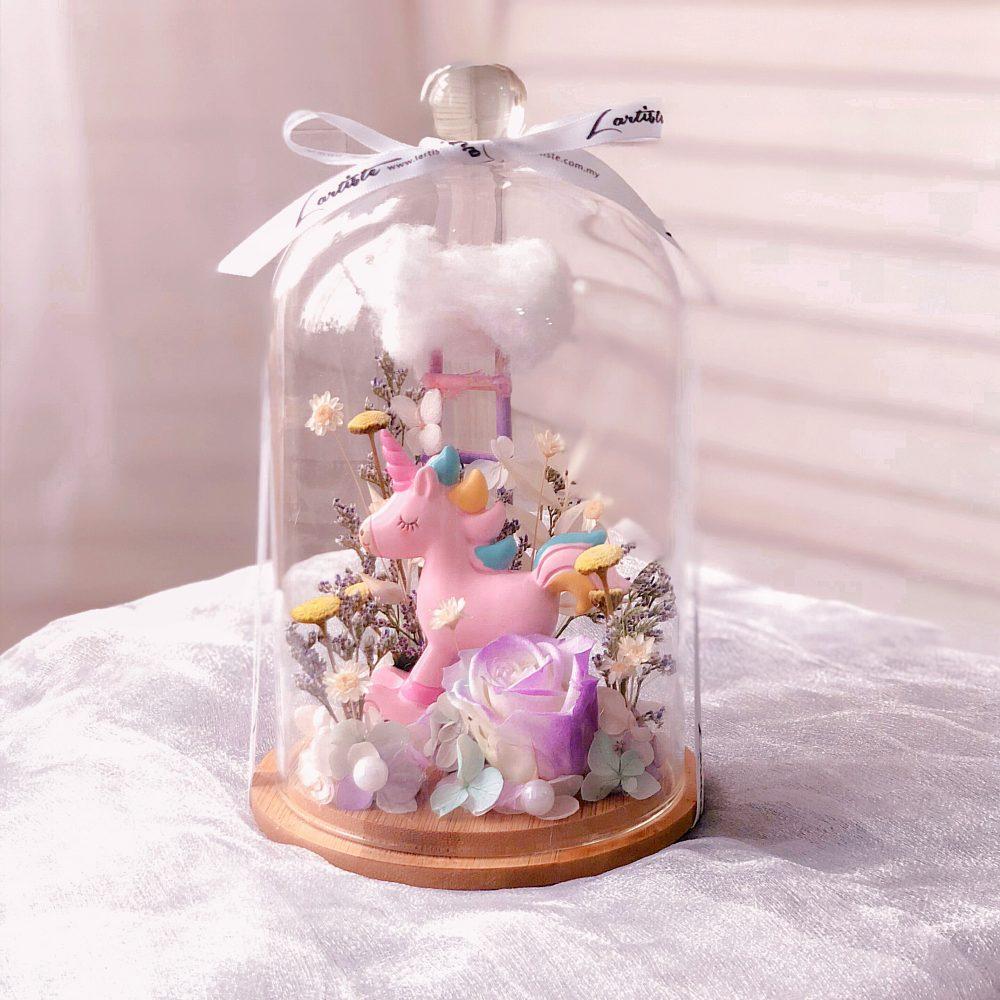 Unicorn Bell Jar 02