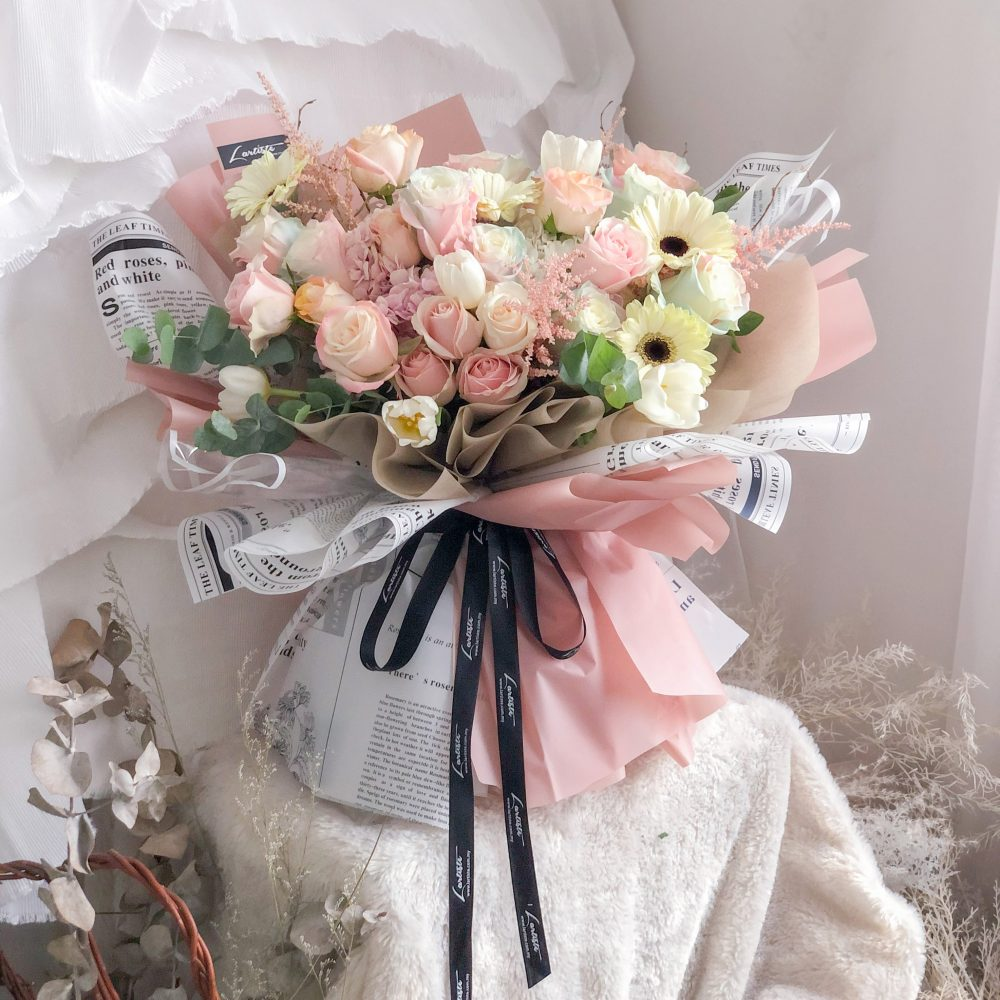 Mix with Love Bouquet 10