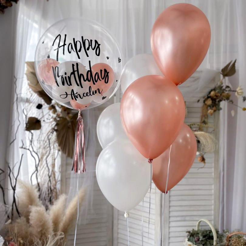 Helium Balloon Set A