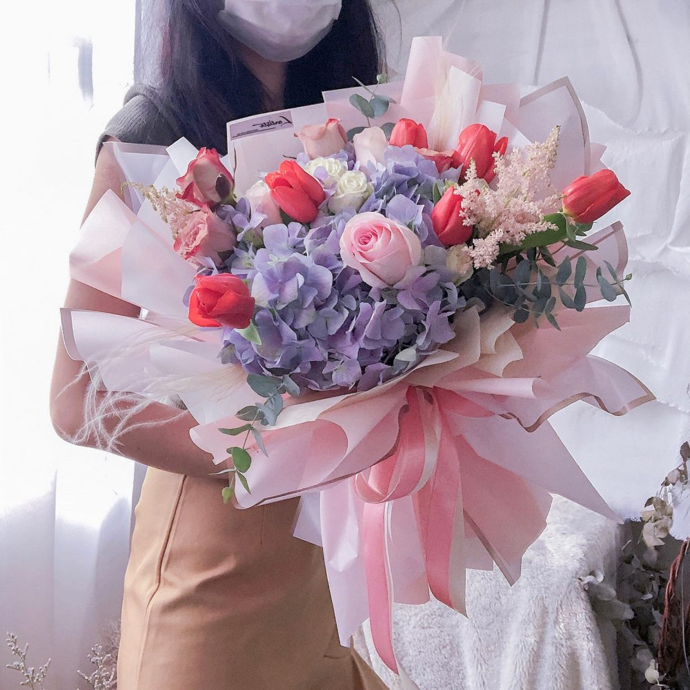 Mix with Love Bouquet 09