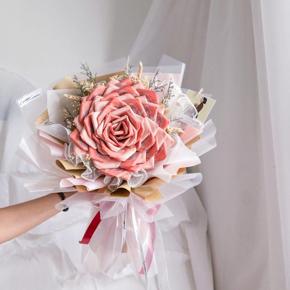 Cash Flower Bouquet 04